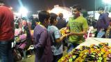 Free Distribution of New Chip Packets at Navratri 2016, Rajkot