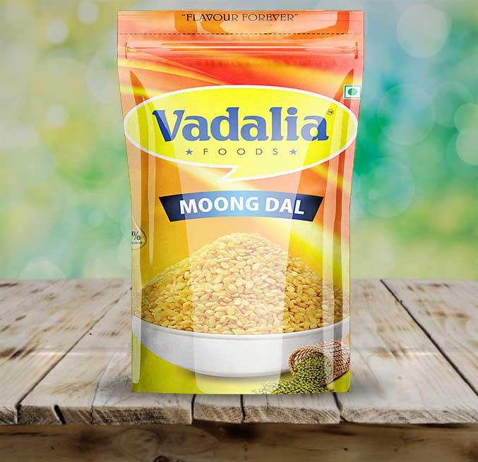 Moong Dal Family Pack | Vadalia Foods