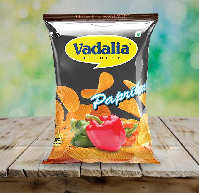 Paprika | Full Entertaining with yogurt, Mango Pulp etc...