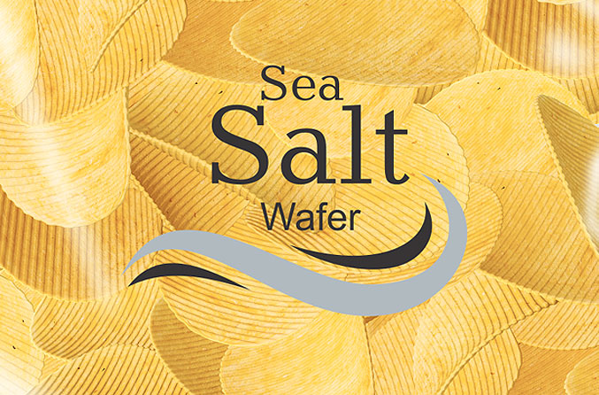 Sea Salt Wafers, Salty Wafers, Crispy Wafers, Plain Wafers, Crunchy Wafers from Vadalia Foods, Sea Salt Wafers Family Fack